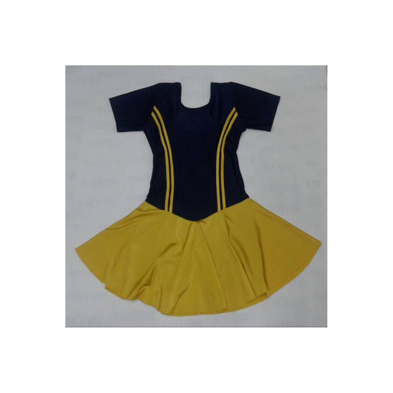 Baju Renang Untuk Model Rok Bahan Lentur ukuran M,L, XL