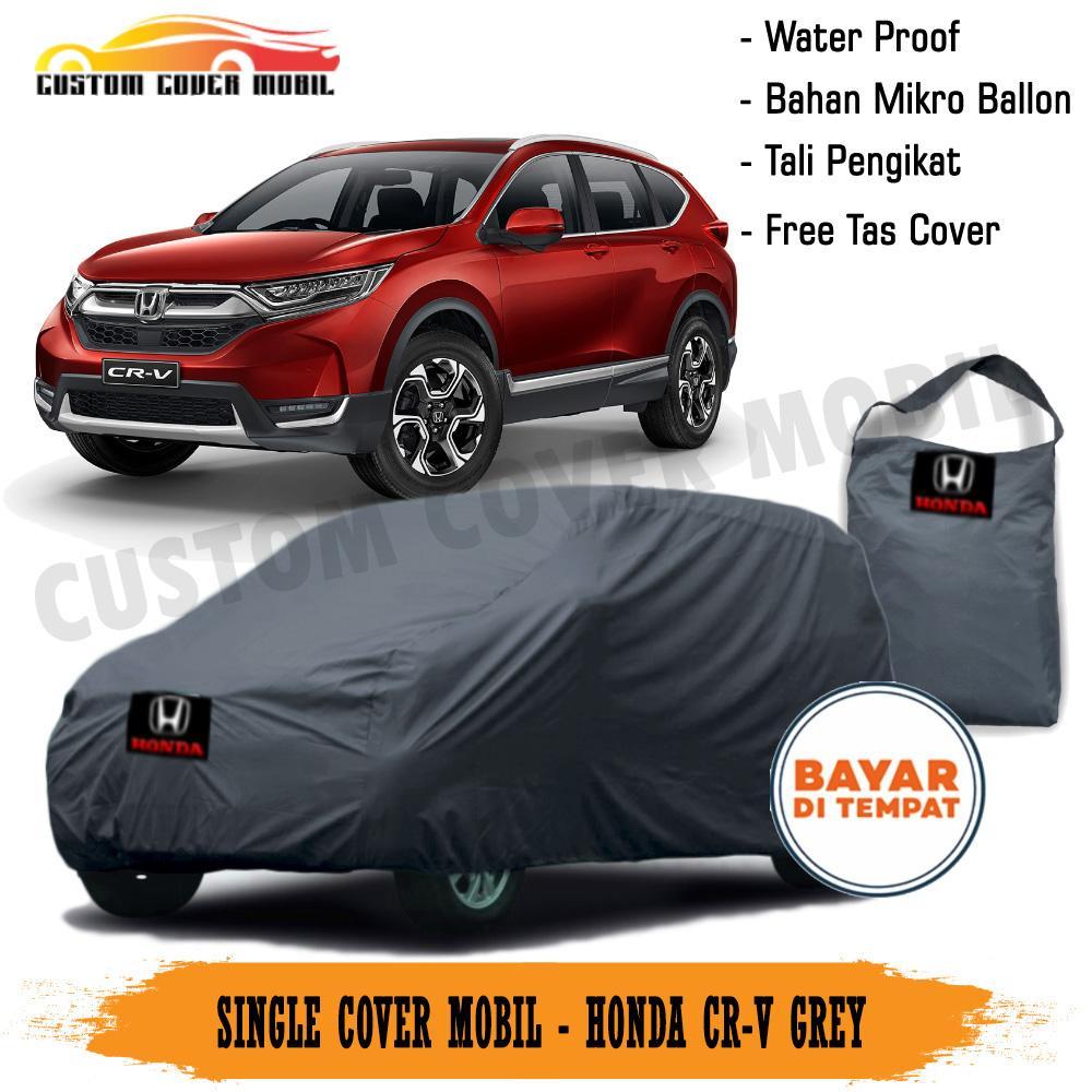 Cover Mobil/ Selimut Mobil Honda CRV Waterproof 1 Layer