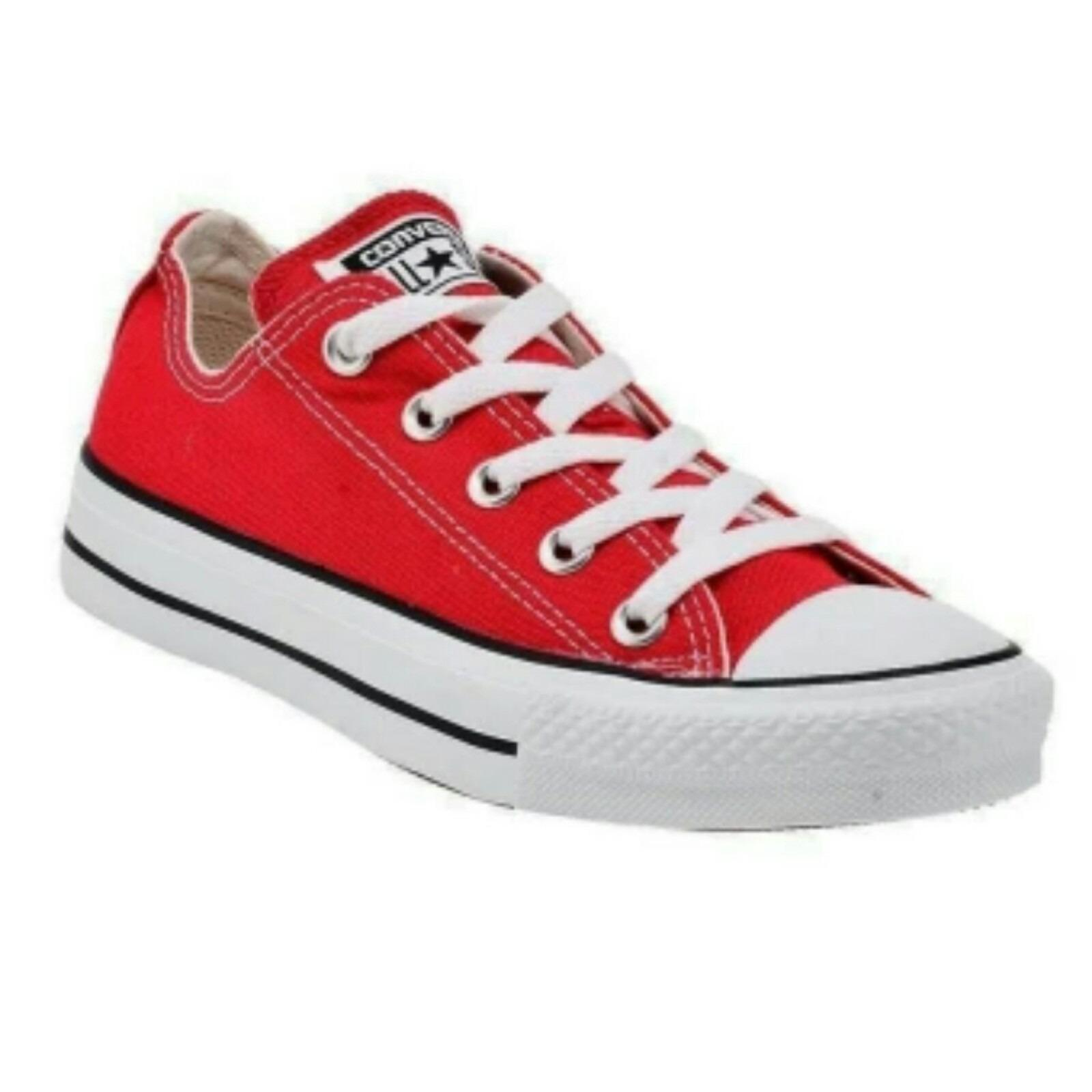 Sneakers Converse All Star Ox Classic Canvas Low - Red (Merah)