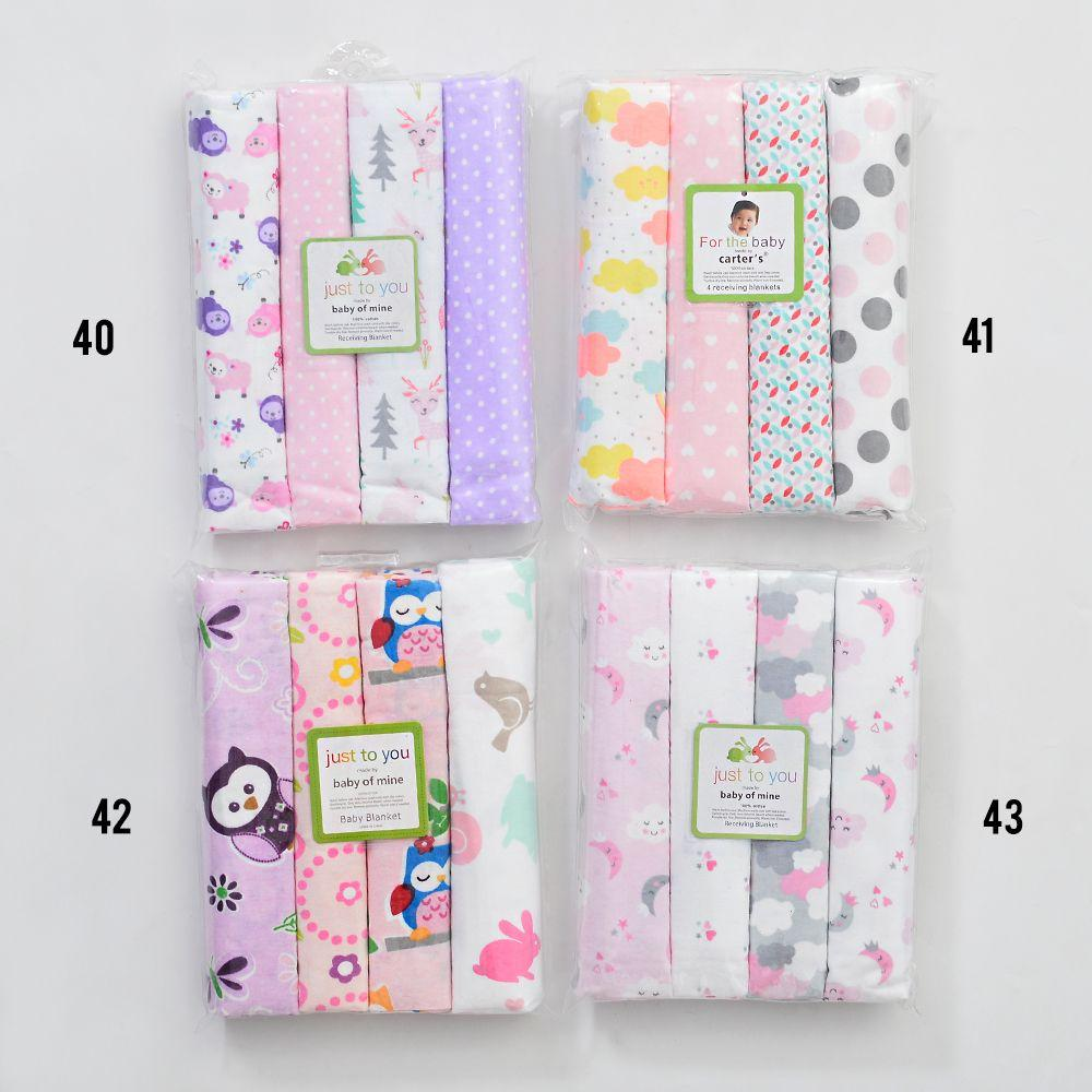 Buy Sell Cheapest Kain Bedong Carter Best Quality Product Deals Bedongan Bayi Carters 4in1 C069 New Motif