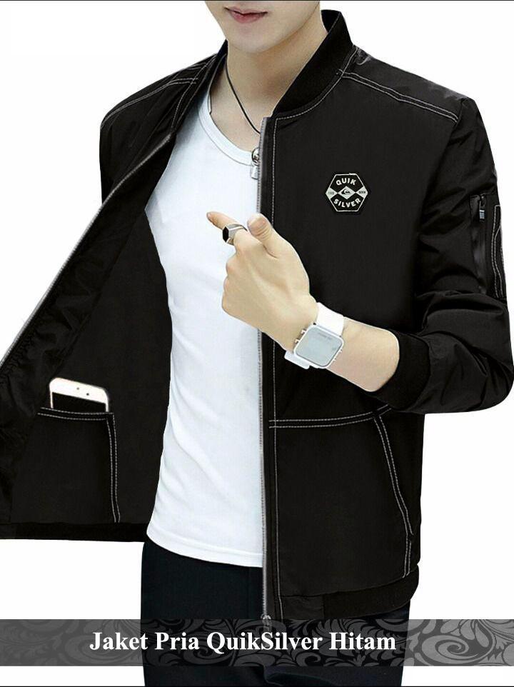 BajuCouple jaket pria murah jaket blazer pria terbaru Jaket Pria quiksvr   hitam  51034c9406