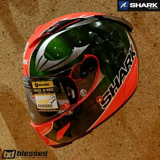 Shark Race R-Pro Tom Sykes - Kawasaki Racing Team WSBK 2016