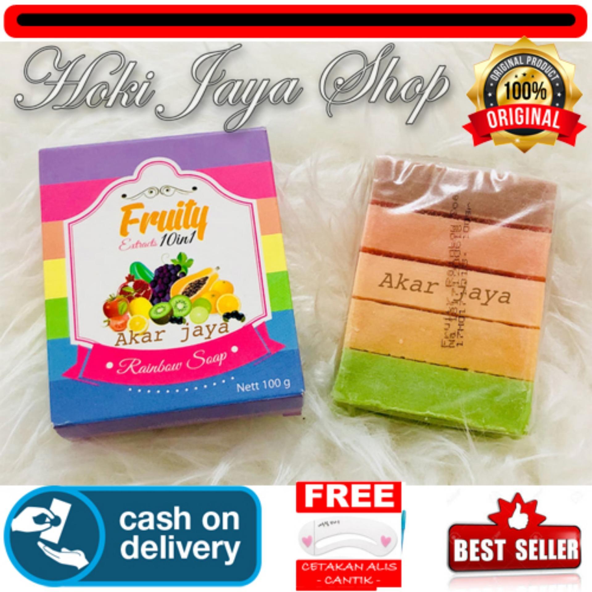 Buy Sell Cheapest Rainbow Pengiriman Gratis Best Quality Product Hair Dryer Pengering Rambut Hoki Cod Fruity Soap 10 In 1 Whitening Fruitamin Original Sabun Pemutih Badan