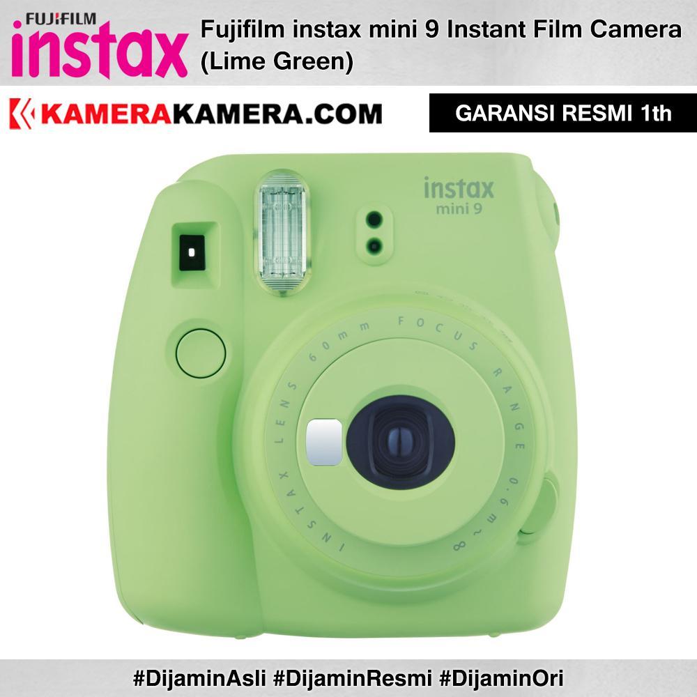 Jual Kamera Instan Terbaru Fujifilm Instax Mini 8 Garansi Resmi Indonesia Merah Muda