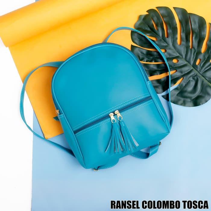 Ransel Colombo - Sling Bag - Tas Wanita - Tas Ransel - Tas Selempang - Tote Bag - Tas Murah - Tas Lucu
