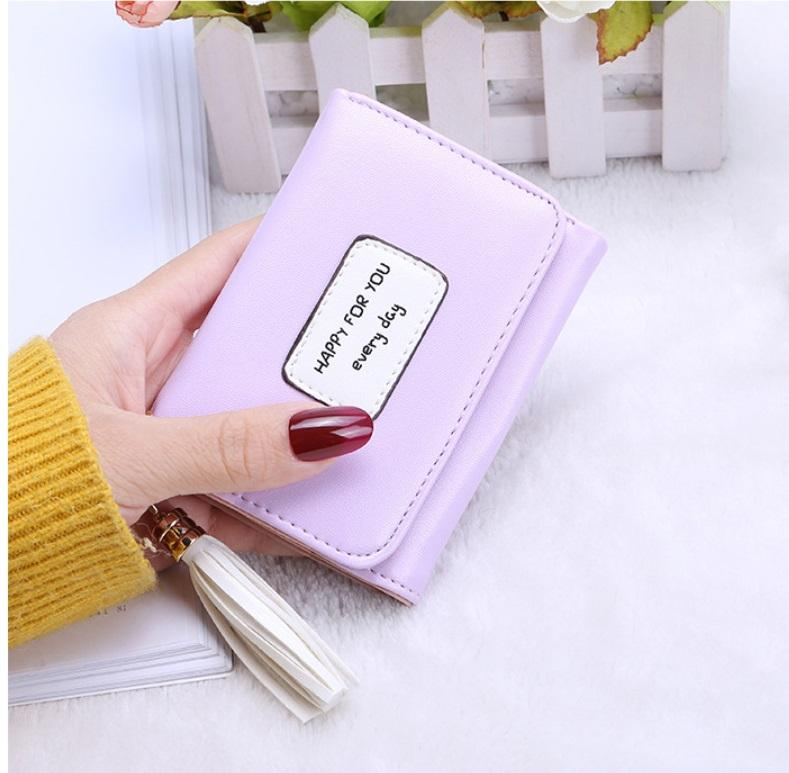 Hand bag wanita   dompet wanita murah meriah Import rumbai 78d4a1e132