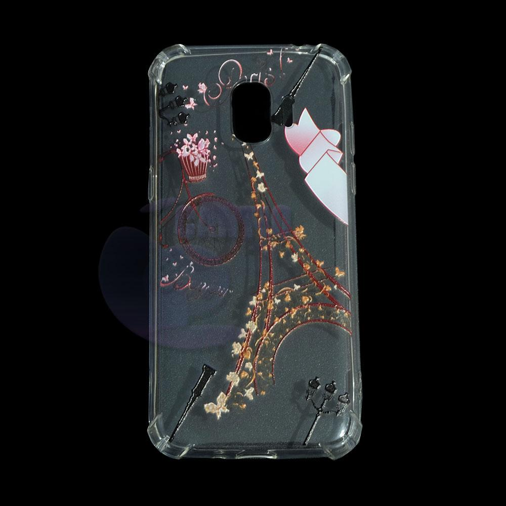 iCantiq Case Anti Crack Samsung Galaxy J2 Pro 2018 Case 3D Luxury Animasi Softcase Anti Jamur Air Case 0.3mm / Silicone Samsung J2 Pro 2018 / Silikon Anti ...