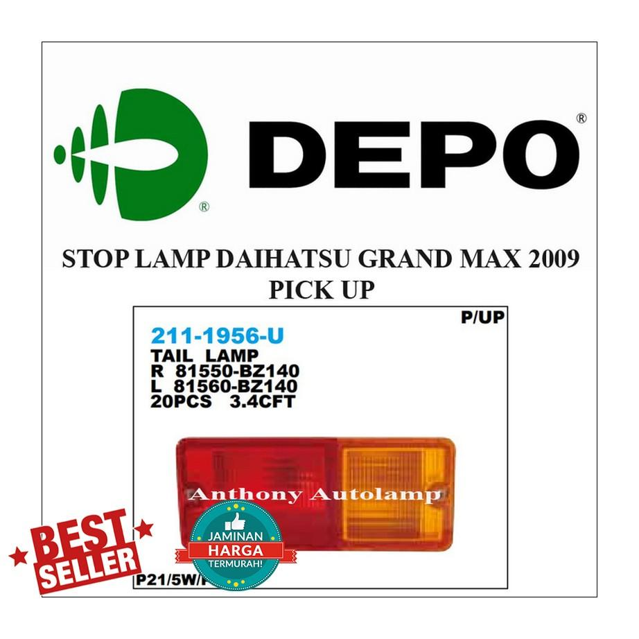 LAMPU BELAKANG DAIHATSU GRAND MAX 2009 PICK UP 1 SET