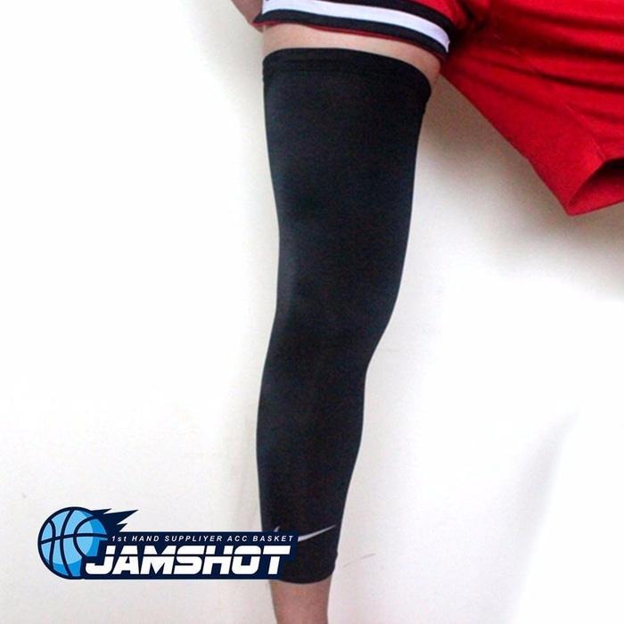 ORIGINAL!!! bola basket online NIKE Legsleeve Polos Legsleve Pelindung Kaki Deker - maILEU
