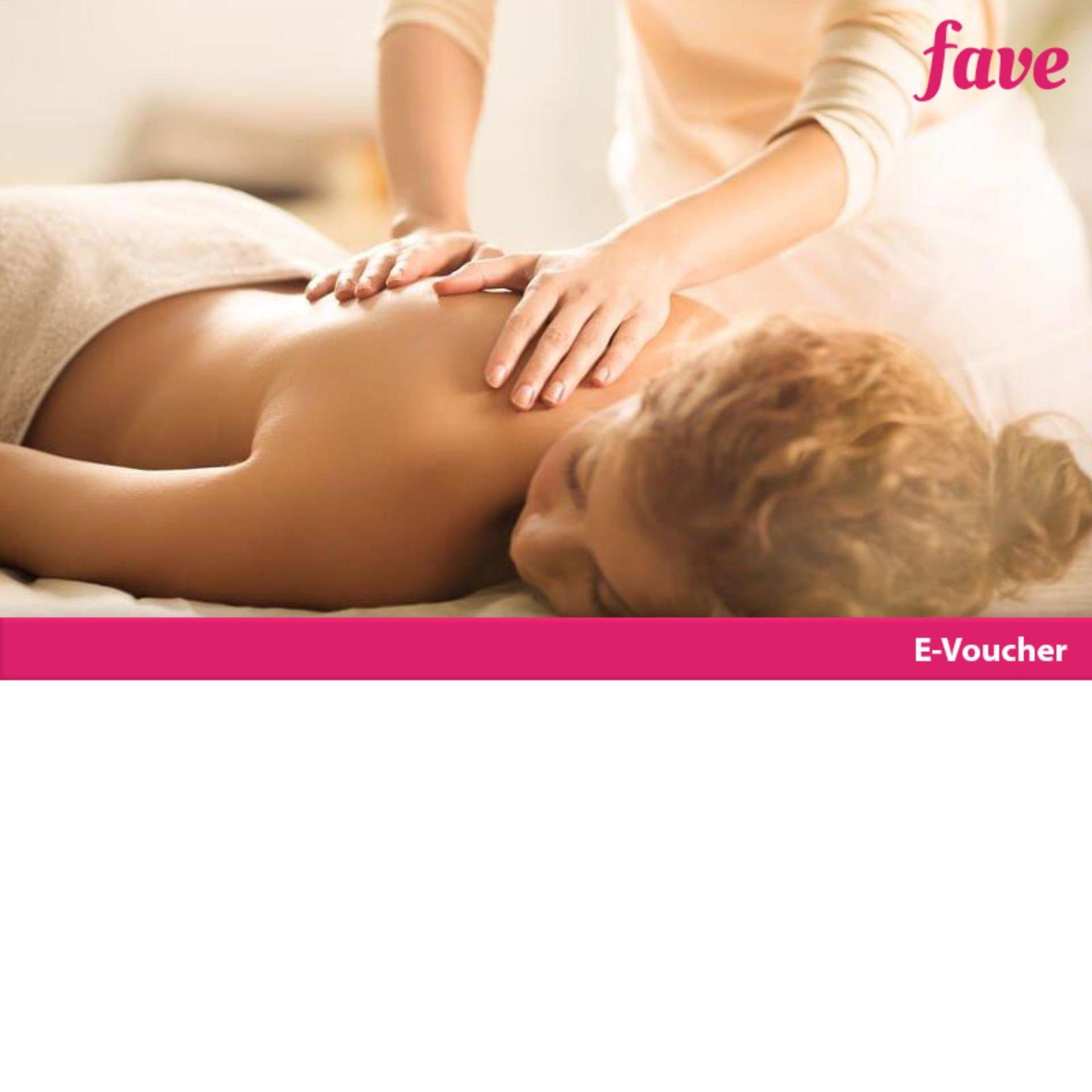 [sunter] Saung Lulur Full Body Massage + Scrub + Steam + Creambath + Head Massage By Fave Indonesia.