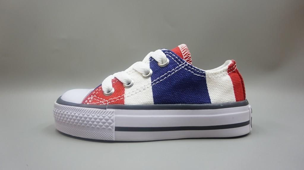 sepatu anak anak bermotif america size 21-31