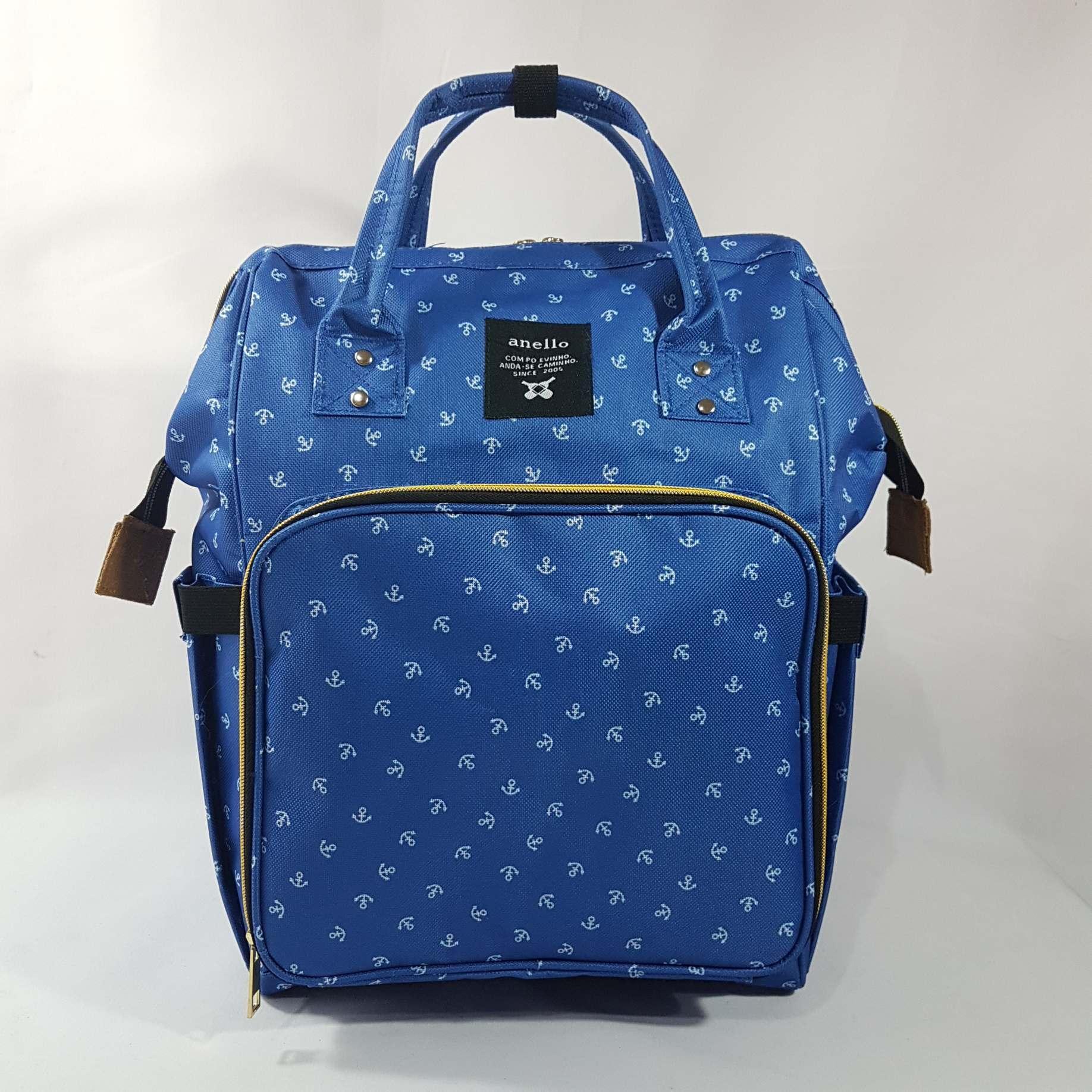 Tas Ransel Diaper Bag Motif / Mommy Bag / Tas Susu Bayi