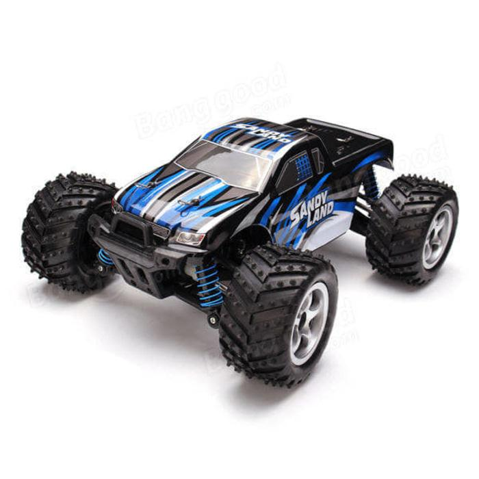 Rc Car Sandy Land Monster Truck 2.4Ghz 4Wd Skala 1\