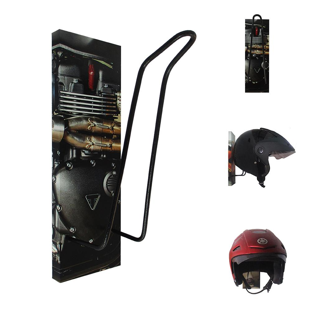 Rak Helm Gantung Motor Triumph 104