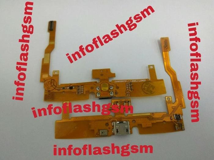 Promo Terbatas!! Flexibel Flexible Charger Mic Soket Connector Lg D680 D685 D686 Ori - ready stock