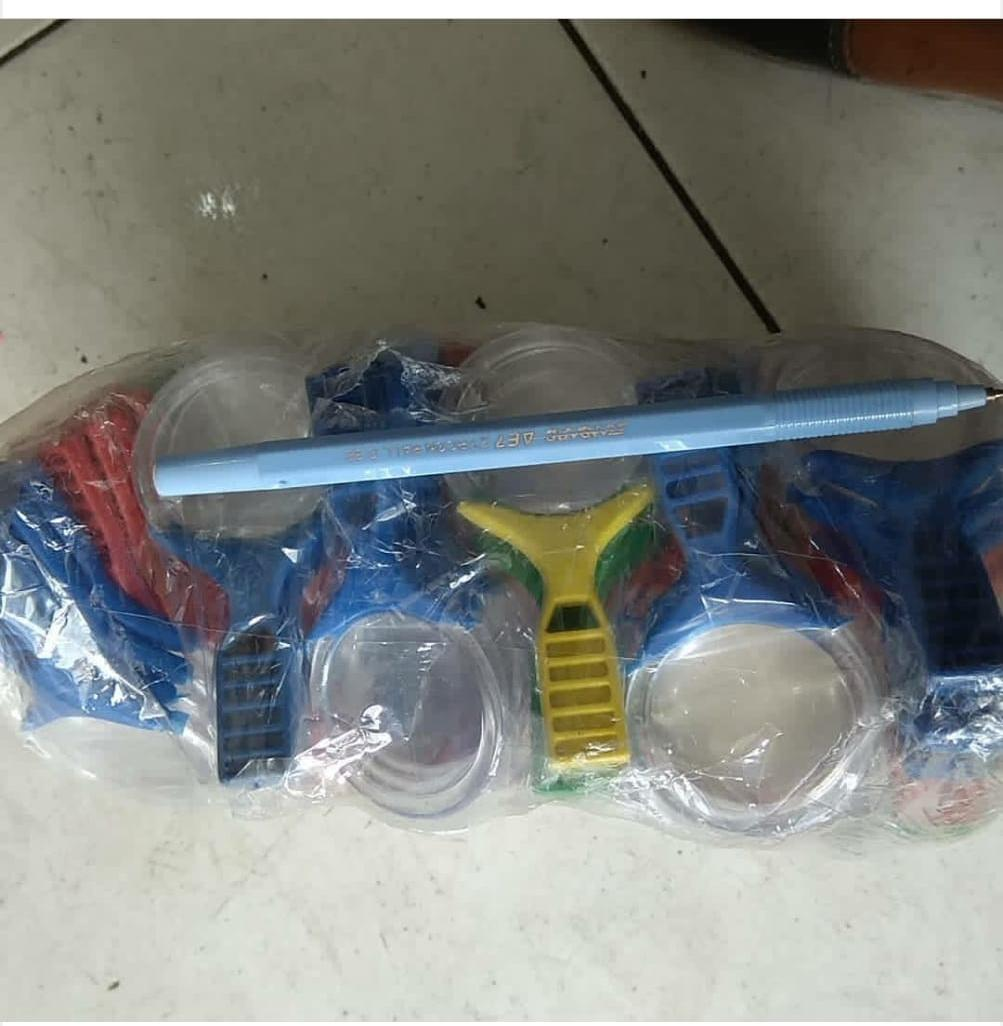 Mainan Kaca Api Lokal Atau Kaca Pembesar Isi 144 Pca By Difie Toys.