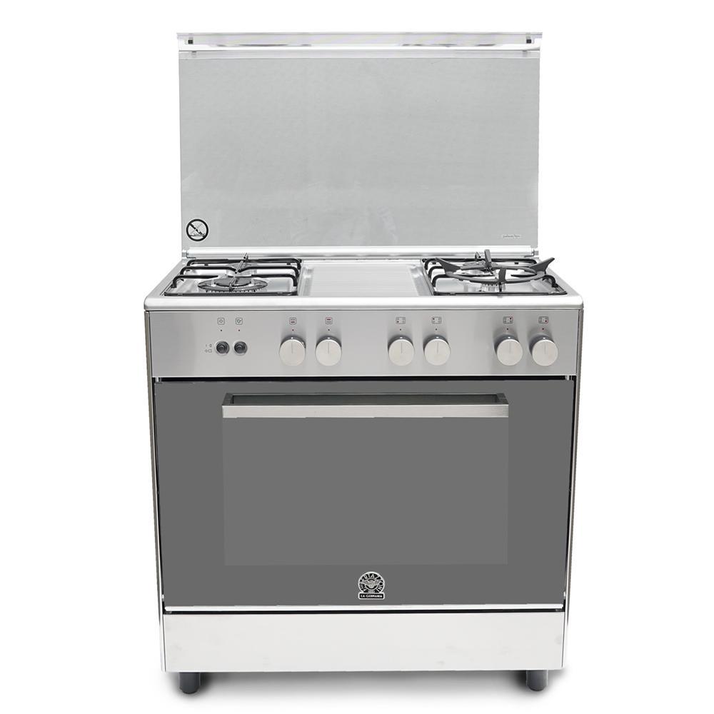 La Germania TU84 C31 DX New Romana Free Standing Cooker Kompor