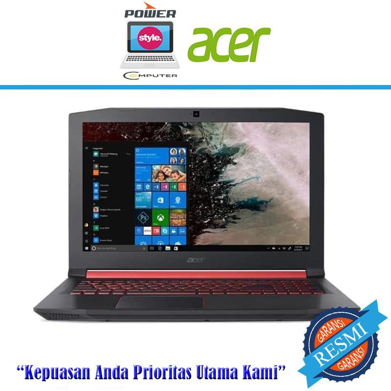 ACER NITRO 5 - I5 8300H- 8GB- 1TB- GTX1050 4GB- WIN10- 15.6IPS FHD