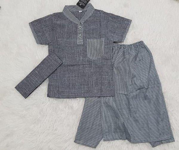 Baju Muslim Anak Bayi Laki Laki Sarkoci Bayi Sarung Peci Unik