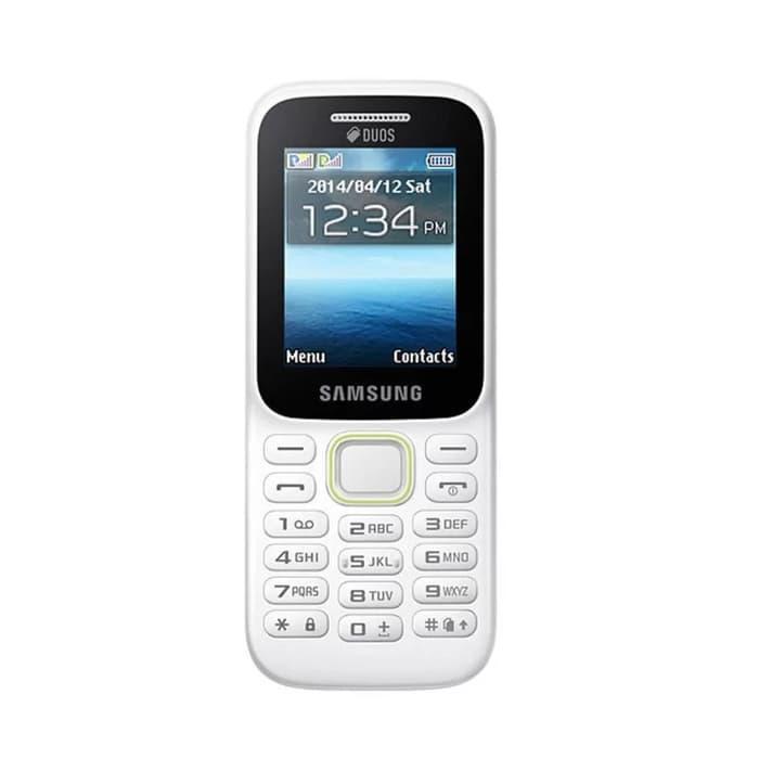 Samsung Guru Music SM-B310E - White