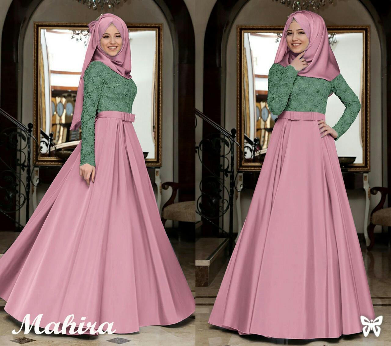 J C Setelan Muslim Mahira Gliter   Dress Maxi   Maxi Muslim   Setelan Maxi  Dress   95fbc98f8b