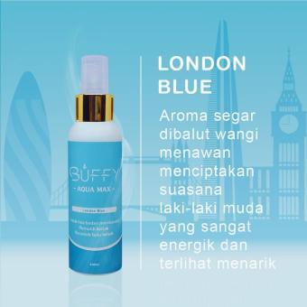 Harga preferensial Buffy Aqua Max London Blue Antiseptik terbaik murah - Hanya Rp91.800