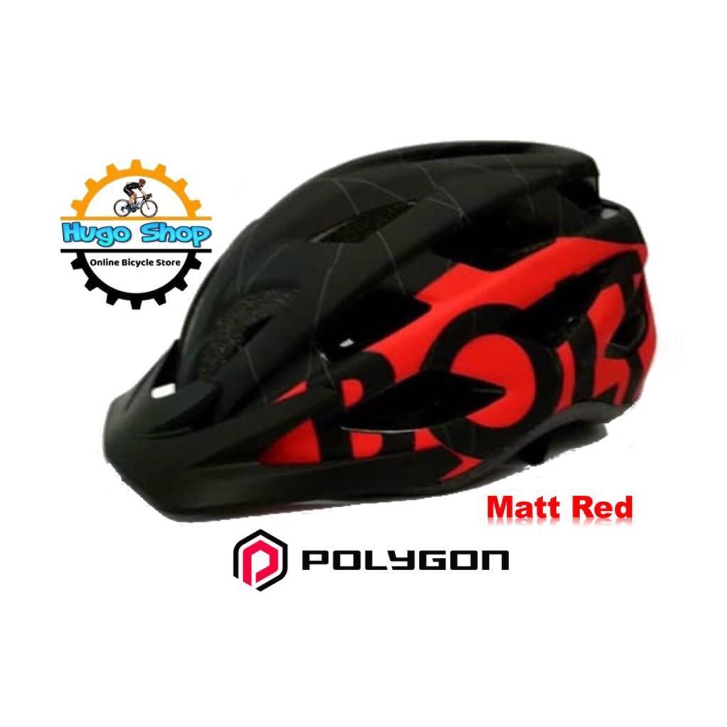 Jual Helm Sepeda Terbaik Harga Cairbull Non Lixada Giro Fox Mxl Polygon Bolt Red