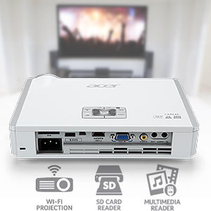Projector / Proyektor Portable Acer K335 - LED, 1000 LM
