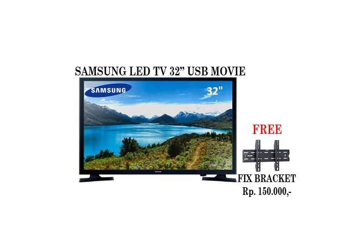 SAMSUNG LED TV 32 INCH 32N4003 DIGITAL USB MOVIE 32 N4003