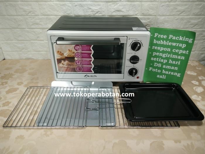 Oven Listrik Kirin 190LW (low watt)
