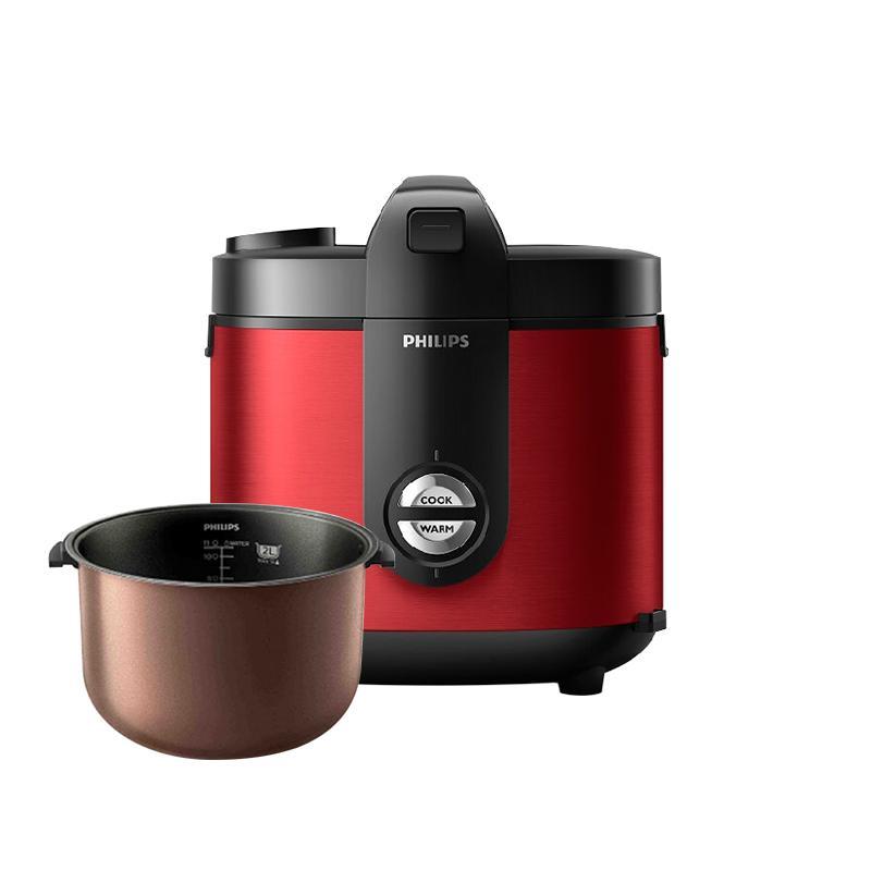 COOKER 3in1 2 Liter HD3127 Biru Merah Hijau Source · Natsuper NC1090S Rice .