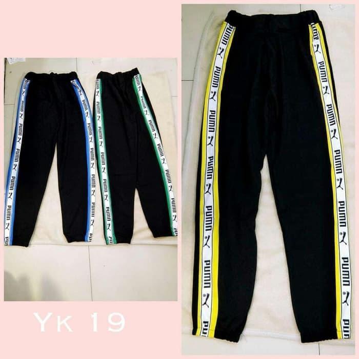 Plisket Harem Pants Source Fashion cewek Celana katun kulot import kode j26 celana