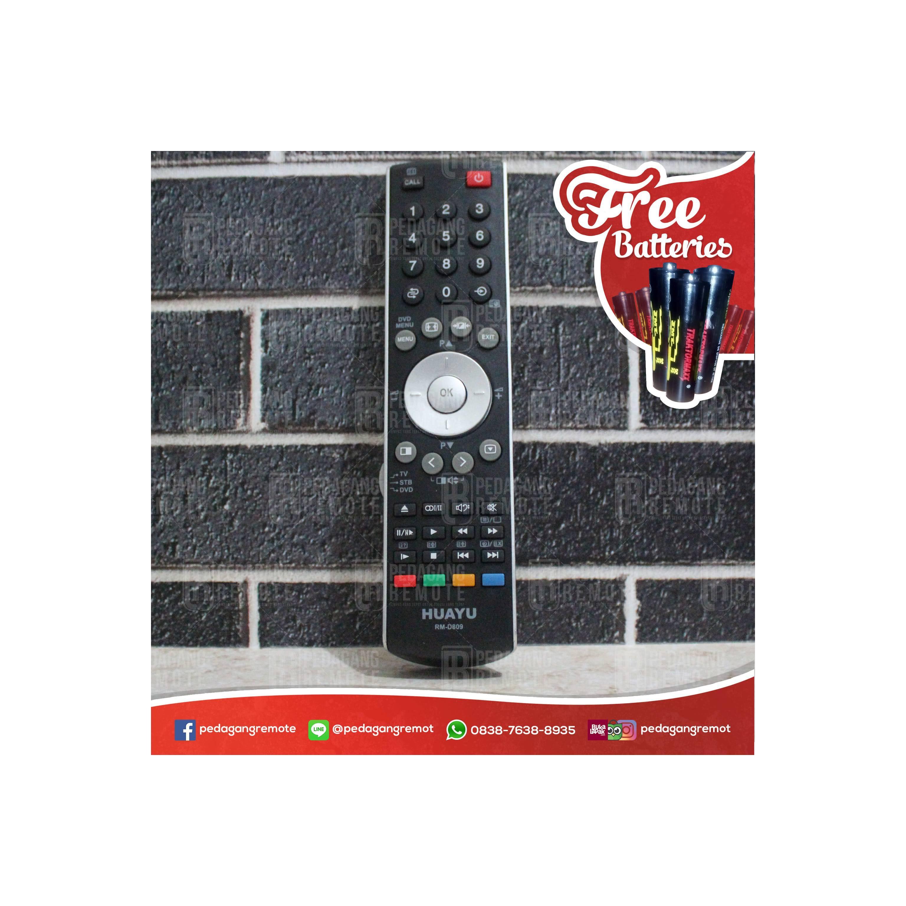 Remot Remote TV Toshiba REGZA LCD LED CT-90126 KW Super