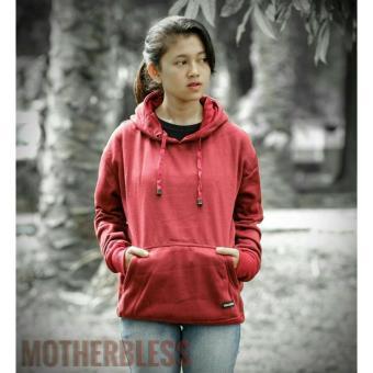 Harga preferensial IGS Sweater Hodie Polos/ Jaket Hodie Polos Fashion Wanita Termurah beli sekarang - Hanya Rp49.075