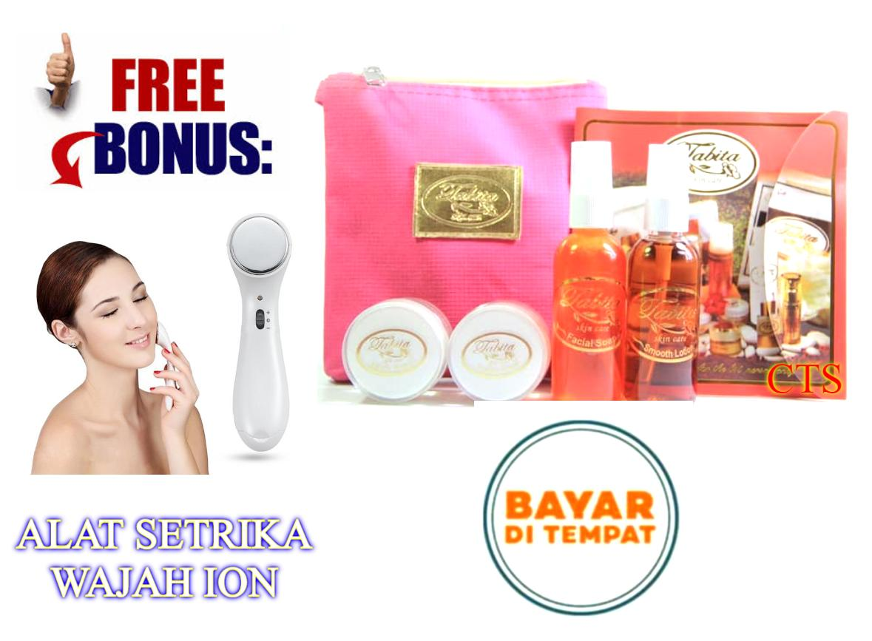 TABITA ORIGINAL EXSCLUSIVE Kemasan Kecil 20gr Skin Care + Free ALAT SETRIKA WAJAH ION