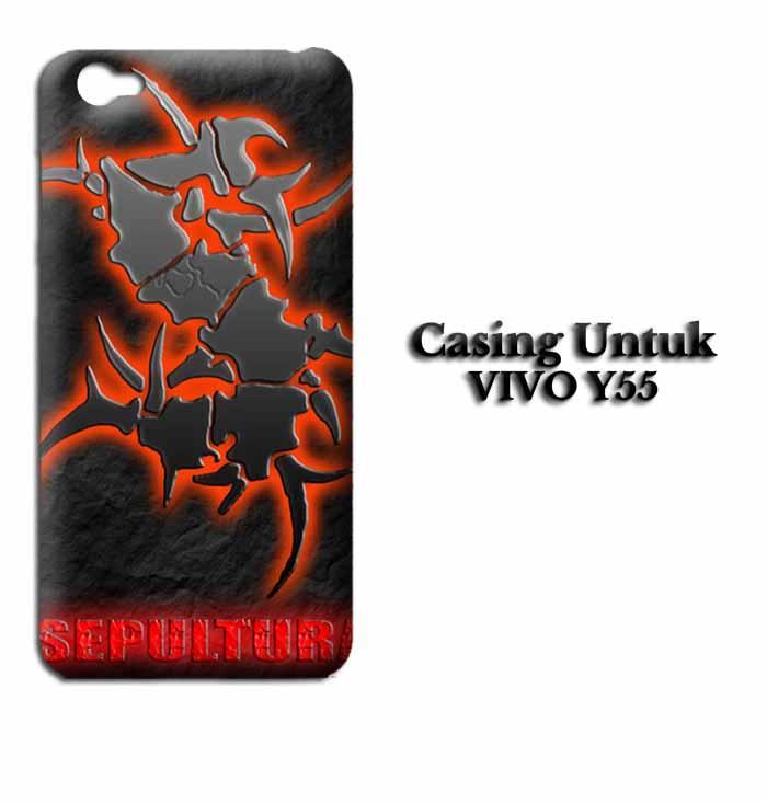 Casing VIVO Y55 sepultura Hardcase Custom Case Se7enstores
