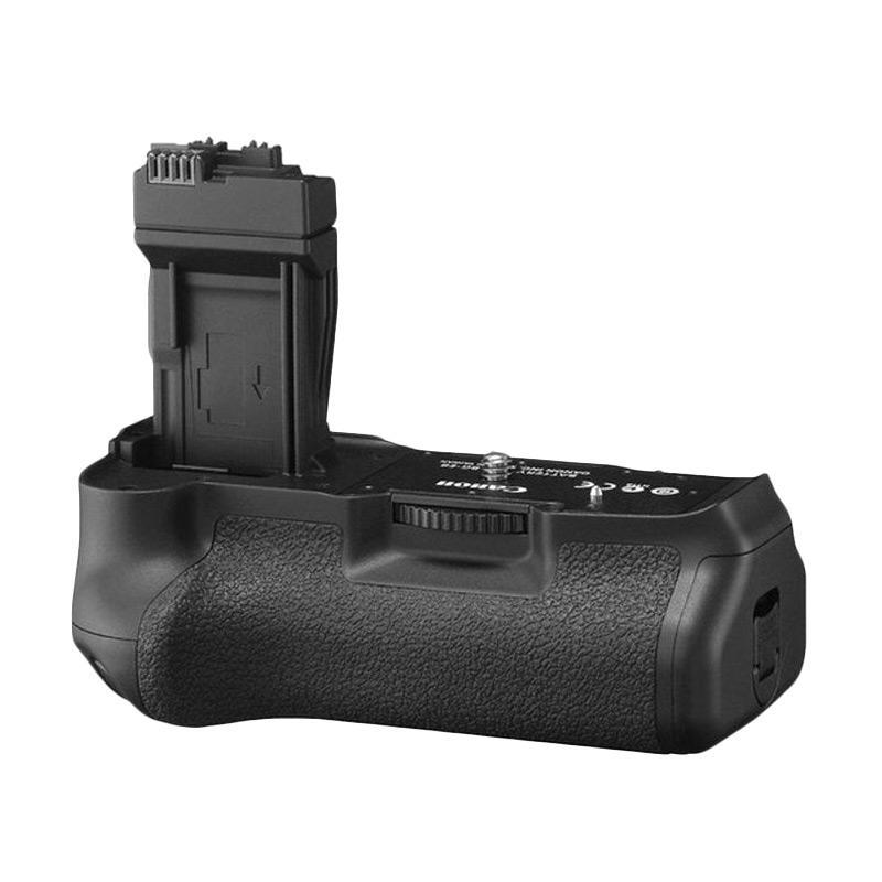 Canon Battery Grip BG-E8 For EOS 550D - (Hitam)