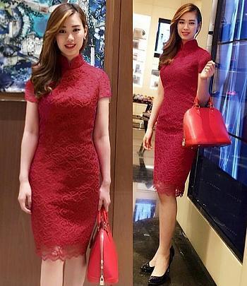 Milea Secret's - Eunha Dress - Dress Wanita