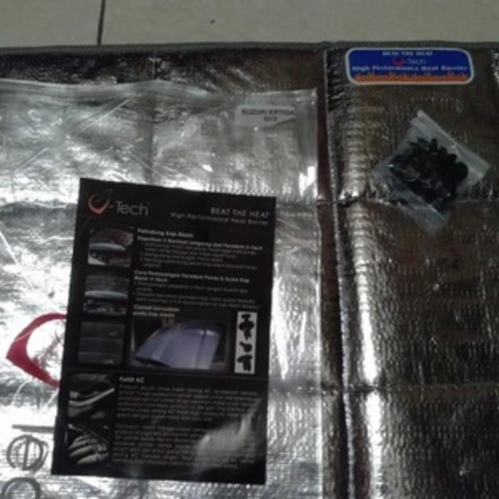 Siap Kirim !!!   Hood Insulator Suzuki Swift 2008 - 2012
