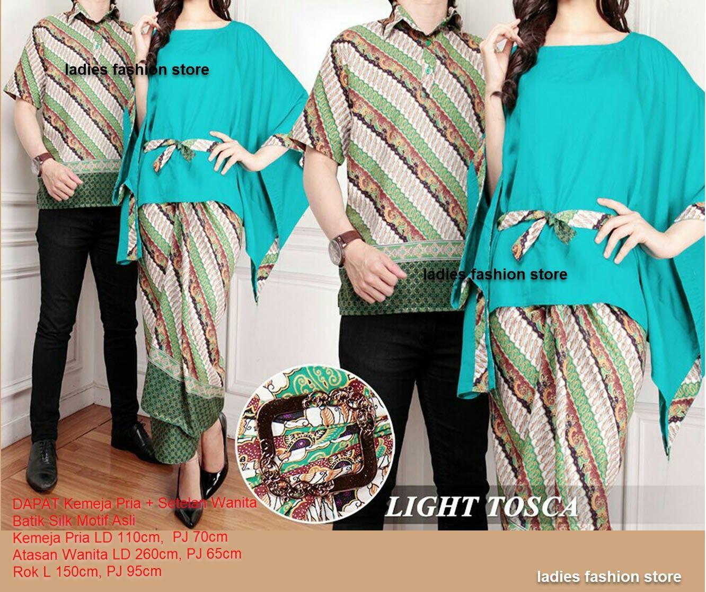 Batik Pasangan Couple   Batik Couple Pria Dan Wanita TERMURAH   Batik Murah    Gamis Batik 6d292778e0