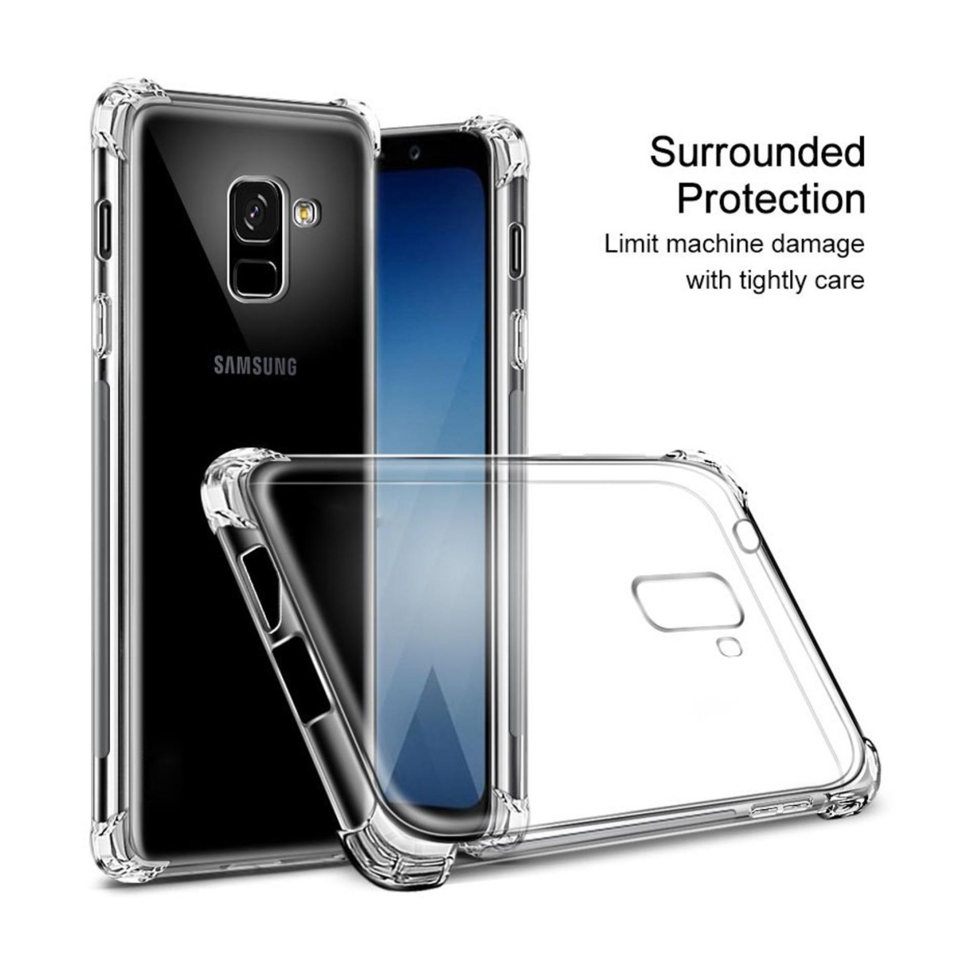Harga Jual Tempered Glass Warna Samsung Galaxy A8 Plus 2018 Anti Asus Zenfone Max Pro M1 Zb602kl Color 25d Full Cover Softcase Case Crack Bening For S9 Kualitas Gred A