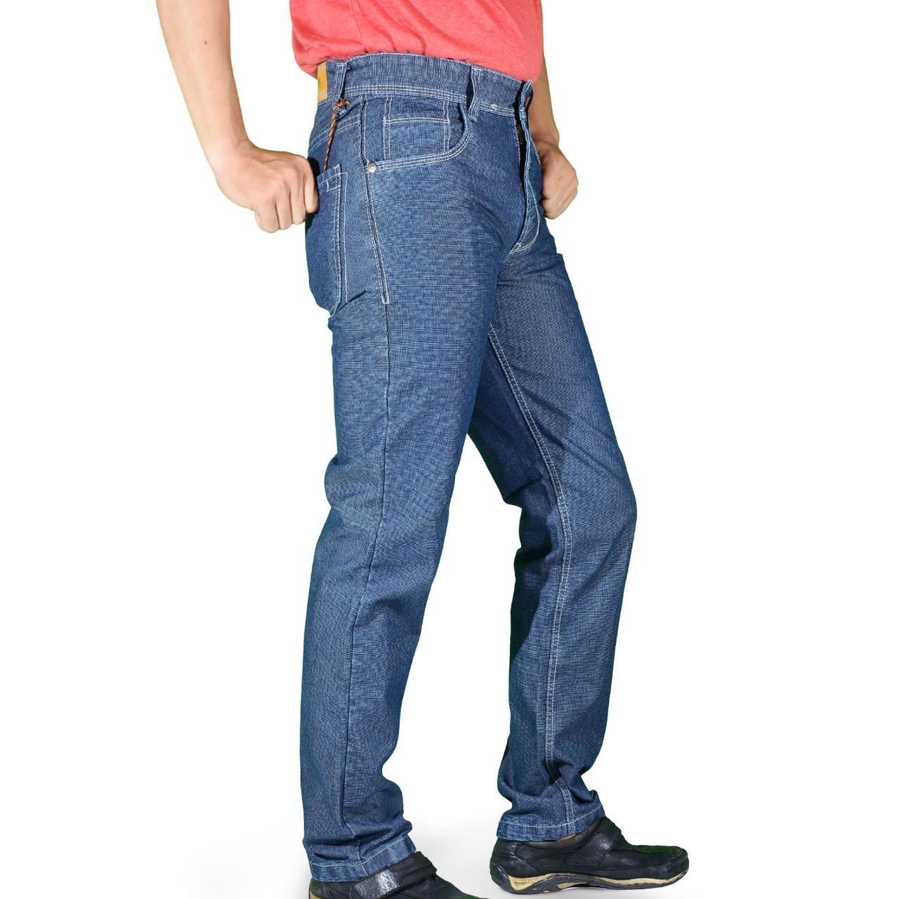 Emba Casual Celana Panjang Pria EPA 012 Modern Basic - Heavy Stone