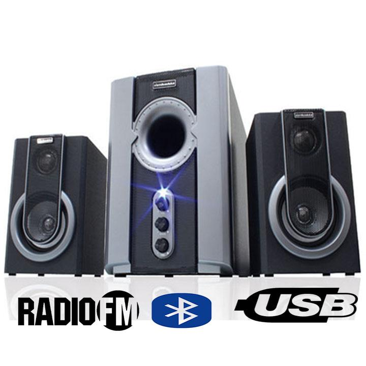 Simbadda Speaker Multimedia CST 1750N Plus - BLUETOOTH