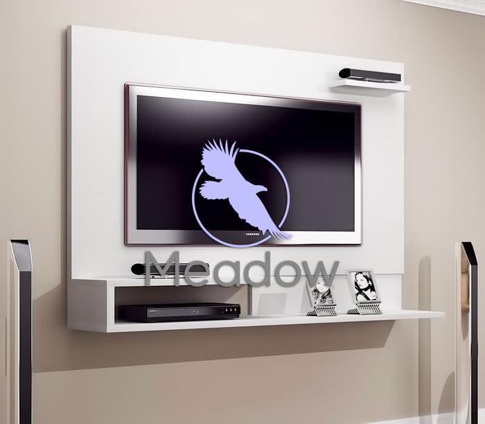 Promo   Rak TV Gantung Modern Minimalis - Rak tv minimalis   Original