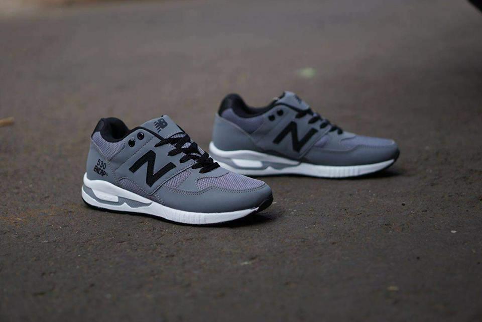 Sepatu Fashion NB - Pria Dan Wanita - 100% import(Bisa Bayar Di Tempat)