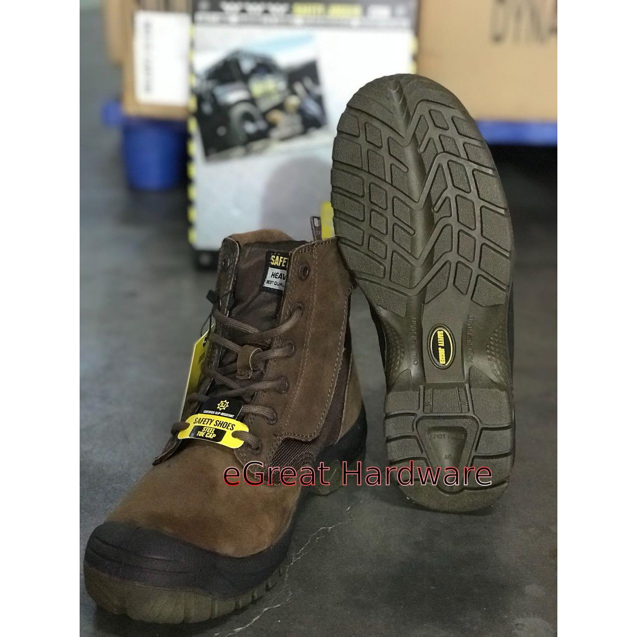 Sepatu Safety Shoes Rush Safety Jogger
