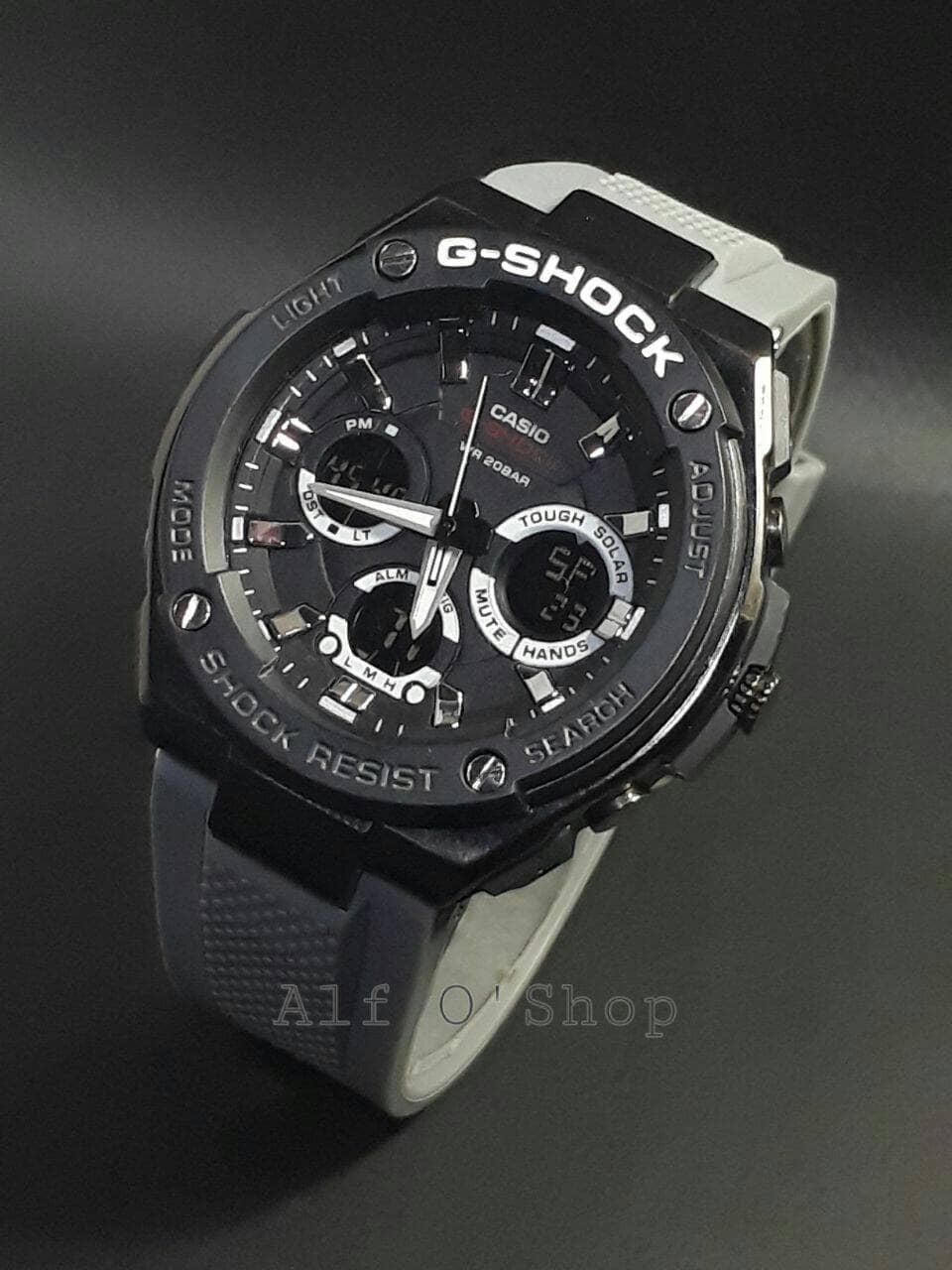 Info Harga Jam Tangan G Shock Gst S110 Terbaru Termurah November Casio S110bd 1a2dr Pria Murah Gst210b Gray Black