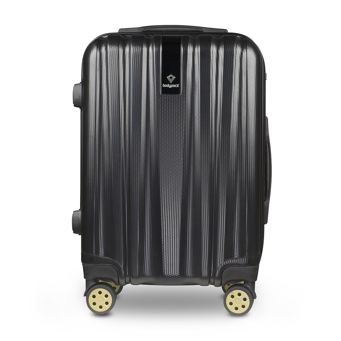 Bodypack Shelter 20 Inch Luggage - Black