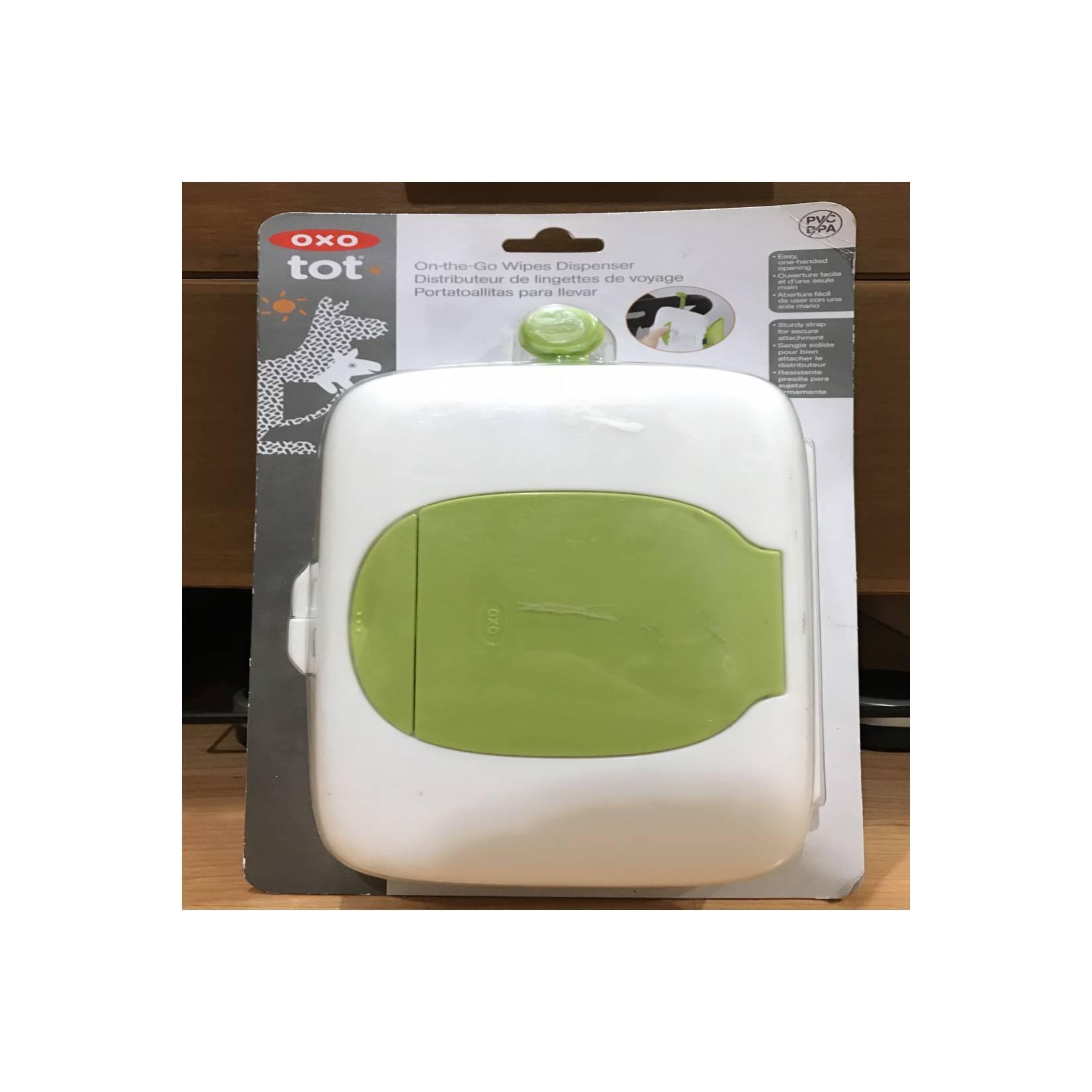 Oxo tot on the go wipes dispenser
