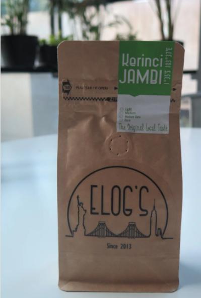 Kopi Kerinci Jambi Arabika Asli Original Coffee Kopi Bubuk Atau Biji 250 Gram JAKARTA